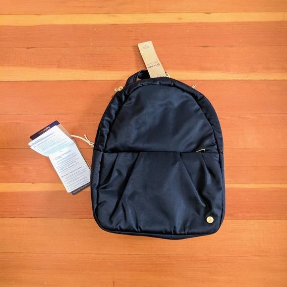 5742e5a0a585 Citysafe CX Anti-Theft Convertible Backpack